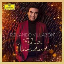 Feliz Navidad Rolando Villazon Audio-cd 2018