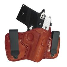 Tagua DCH-528 Dual Clip Holster, HK P2000, Brown, Left Hand Ships next day