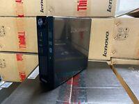 Lenovo M93 Tiny PC with DVD drive Intel I3-4130T 2.9GHz 500GB HDD 4GB RAM WIFI