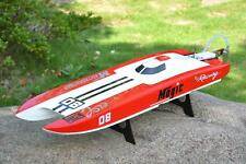 E32 Catamaran Electric Brushless RC Boat Speed Racing Boat 75km/h PNP ESC Moteur