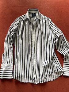 hawes curtis mens shirt 16