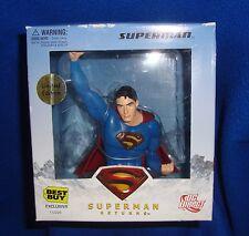 DC Direct Superman Returns Mini Bust MIB