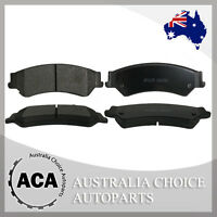 Premium Rear Brake Pads for Ford Territory Fairlane Falcon BF FG FPV F6 1675