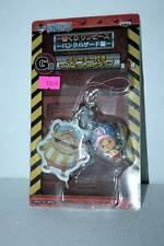 BANPRESTO 2013 Gashapon One Piece Phone Strap Mascot PORTACHIAVI JAP TN1 52091