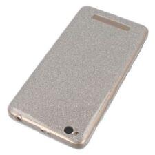 ^ Shine Case Glitzer Blink Schutz Ombre Handy Cover Motorola Moto G5S Silber