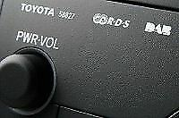 Genuine Toyota Rav4 2005-2016 DAB Radio Tuner - PZ473-X2210-A0