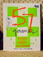 57 Games to Play in the Library or Classroom ⋅ Education Home Schooling Teachers