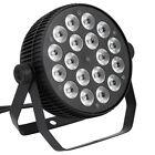 DMX512 LED Stage Par Light Stage Washer RGBW 4in1 18x12w 4/8CH DJ Night Club US