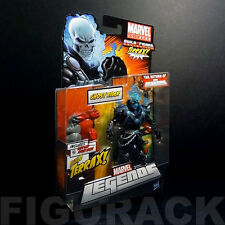 "Marvel Universe, Blue Ghost Rider 6"" Action Figure (Terrax Series, BAF)"