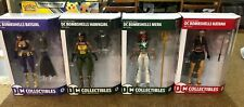 Dc Collectibles - 4 X Dc Bombshells Collectible Figures In Boxes As Pictured ⚡️