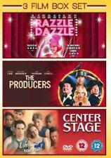 3 Film Box Set: Razzle Dazzle / The Producers / Center Stage [DVD][Region 2]