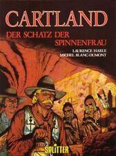 Cartland (4) el tesoro de los spinnenfrau