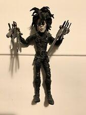 "Edward Scissorhands Mezco 2005 8"" Figure Johnny Depp"