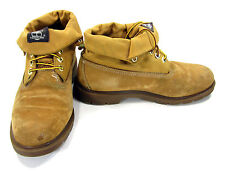 Timberland Shoes Basic Roll Top Ripstop Wheat/Brown Boots Size 9
