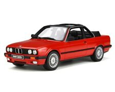 1:18 Otto BMW 325i E30 Baur Cabrio red rot Otto Mobile OT767 NEU NEW
