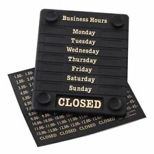 Door Signs Business Signs