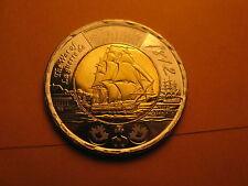 CANADA 2012 HMS SHANNON 1812 WAR OF 1812 COMMEMORATIVE $2 COIN