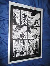 VENOM: SEPARATION ANXIETY #3 Original Art Page #2 by Ron Randall (Spiderman)