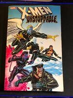 X-Men Unstoppable Graphic Novel TPB