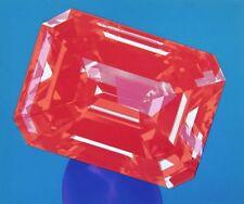 Ruby, Limited Edition Silkscreen, Richard Bernstein