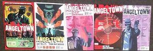 Angel Town #1,2,3,4,5 2005 Vertigo Phillips Martinbrough DC Comics set lot nm