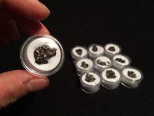 Superbe Meteorite Campo del Cielo de Santiago Estero Argentine de 3 à 5 grammes!
