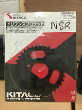 36T Kitaco Rear Sprocket suitable for use with Honda NSR Wheel