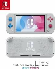 Nintendo Switch Lite Pokemon Sword Shield Zacian Zamazenta Edition New JAPAN