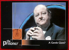 THE PRISONER Autograph Series - Volume 1 - JOHN SHARPE - Card #31 Cards Inc 2002