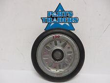 Vintage PPD Snowmobile Bogie Idler Wheel 190mm 62052RS Bearing Number