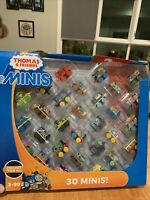 Thomas Friends MINIS, 30-Pack 2018 Train Engines Kids Play Set Collection New