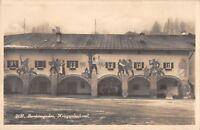BG40813 berchtesgaden kriegerdenkmal real photo  Echtes foto  germany