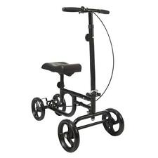 2018 ELENKER Economy Knee Walker Steerable Medical Scooter Crutch Alternative US