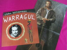 John Williamson Lp incl. lyric insert + poster - Warragul
