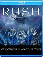 BLU-RAY - RUSH  CLOCKWORK ANGELS TOUR  (NEW SEALED)