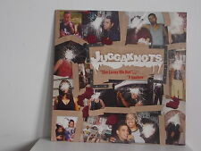 The Juggaknots – She Loves Me Not / P. Rushen