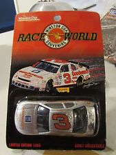 Nascar Race World 1995 Dale Earnhardt #3 Silver Goodwrench