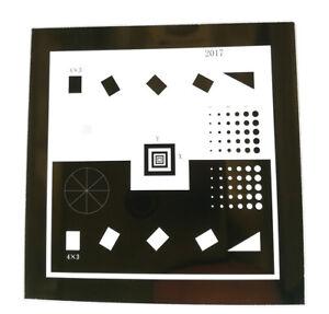 Calibration Gauge Standard Block Glass Plate For Profile Projector