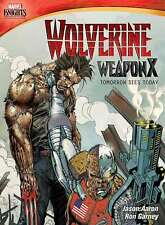 New: MARVEL KNIGHTS - Wolverine Weapon X: Tomorrow Dies Today DVD