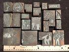 Antique+Printer%27s+Blocks%3B+20+Cartoon+Figures
