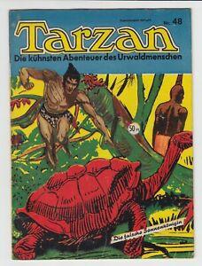 Tarzan Mondial 48 - 50er Jahre Originalheft