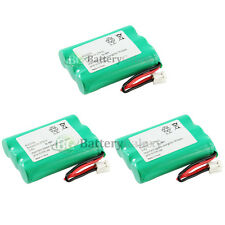 3 NEW Cordless Home Phone Rechargeable Battery for V-Tech Model 27910 900+SOLD