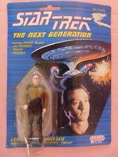 NOS Commander DATA Galoob Star Trek the Next Generation Action Figure 1988