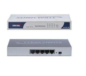 SonicWALL SSL VPN 200 - VPN gateway 01-SSC-5947