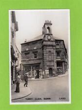 Turret Clock Bodmin unused RP pc Ellis Ref C815