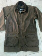 Barbour Giacca Uomo Verde Northumbria C40/102 CM Vintage Jacket Giubbotto