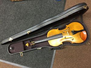 Hofner Violin Reconstructed - Strad Copy OLD Vintage