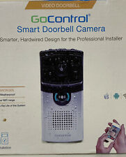 GoControl 2GIG Smart Video Doorbell Camera Home Security GC-DBC-1