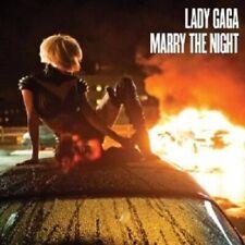 "LADY GAGA ""MARRY THE NIGHT (2-TRACK)"" SINGLE CD NEU"