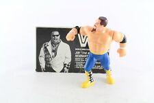 Hasbro WWF WWE Wresting Action Figure Jim The Anvil Neidhart w/card